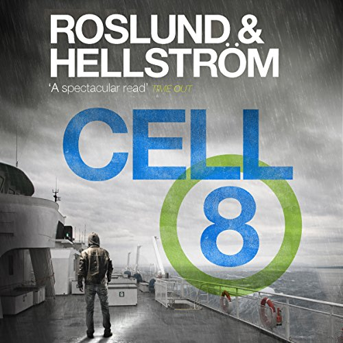 Cell 8 audiobook cover art