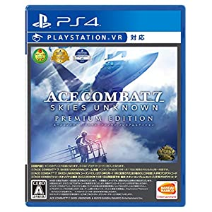 """【PS4】ACE COMBAT™ 7: SKIES UNKNOWN PREMIUM EDITION"""""""