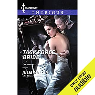 Task Force Bride audiobook cover art