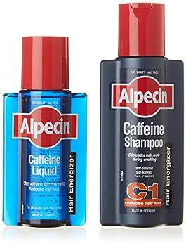 Alpecin Shampoing à la caféine et liquide Alpecin
