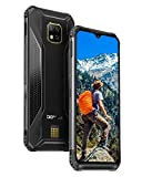 DOOGEE S95 PRO 2020 Rugged Smartphone Unlocked 4G, Helio P90 8GB RAM +128GB ROM IP68 Waterproof Rugged Cell Phones Dual SIM, Android 9.0, 48MP+8MP+8MP+16MP AI Camera, 6.3 inch FHD+, 5150mAh, NFC