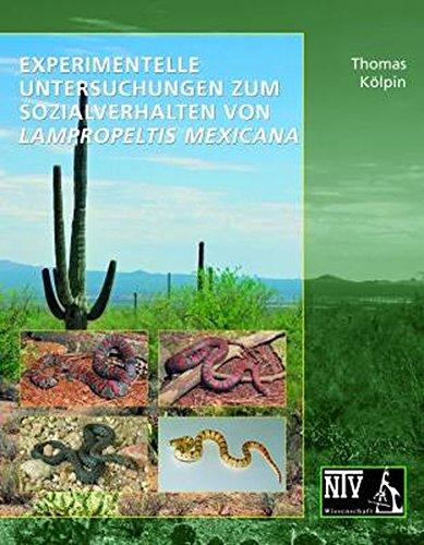 Experimentelle Untersuchungen zum Sozialverhalten von Lampropeltis mexicana (NTV Wissenschaft)