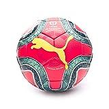 PUMA Laliga 1 Hybrid Balón de Fútbol, Unisex Adulto, Rosa (Pink Alert-Yellow...