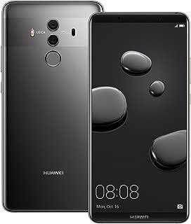 HUAWEI HUAWEI Mate 10 Pro (チタニアムグレー)「AIプロセッサー内蔵、新世代スマートフォン」6.0インチ SIMフリースマートフォン MATE10PRO/GRAY