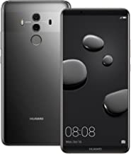 Huawei Mate 10 Pro (BLA-L29) 6GB / 128GB 6.0-inches LTE Dual SIM Factory Unlocked - International Stock No Warranty (Titanium Gray)