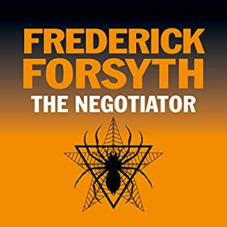The Negotiator cover art