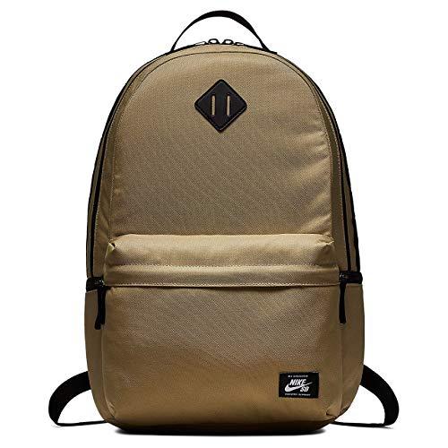 Nike SB Icon Backpack BA5727-010 (One_Size, Black/Black)