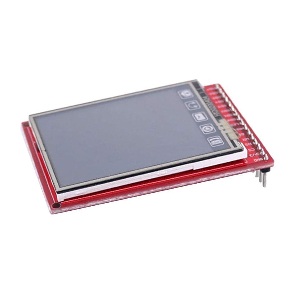 リレー申し立てるみなさんArduino用LCDモジュール8/16ビットTFTタッチスクリーンモジュールキャラクターLCD