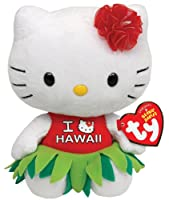Ty Beanie Babies Hello Kitty Plush, Hawaii by Ty Beanie Babies