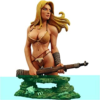 SHANNA THE SHE DEVIL 2006 Comic Con Exclusive Mini Bust by Diamond