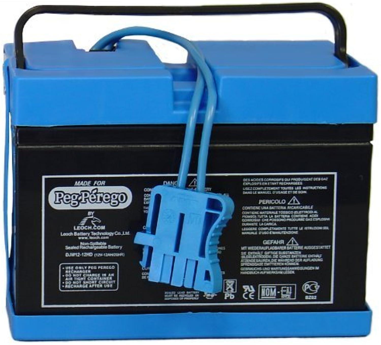 Peg Perego Battery 12 Volt (Drop Ship Pack) by Peg Perego