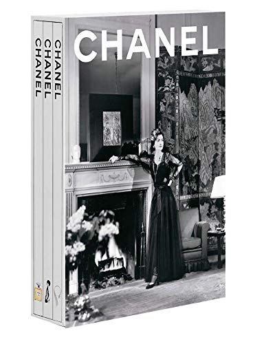 Chanel Set of 3 : Fashion, Jewelry & Watches, Perfume & Beauty (Memoir)