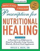 BOOKS & MEDIA Prescription for Nutritional Healing 1 UNIT