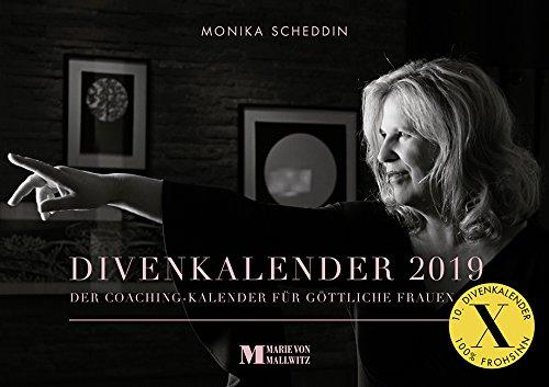Divenkalender 2019: Der Coaching-Kalender für göttliche Frauen