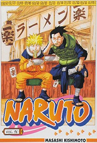 Naruto - Volume 16