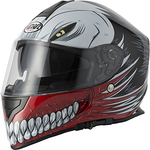Vcan V127 Hollow casco integrale moto, R