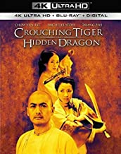 Crouching Tiger, Hidden Dragon 4K UHD UV Digital