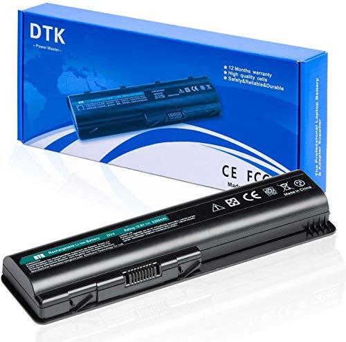 DTK EV06 484170-001 Batteria portatile per Pavilion DV4-1000 DV5-1000 DV5-3000 DV6-1000 DV6-2000 Compaq Presario CQ40 CQ60 CQ61 HP G60 G61 G70 G71 Series HSTNN-LB72 Batterie PC portatili 10.8v 5200mah