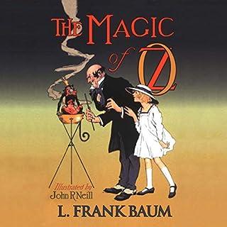 The Magic of Oz cover art