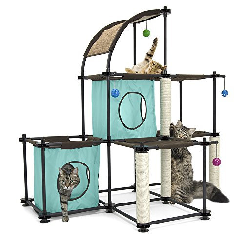 Kitty City Claw Mega Kit Cat Furniture