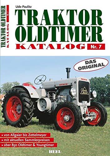 Traktor Oldtimer Katalog Nr. 7