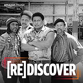 REDISCOVER The Neville Brothers