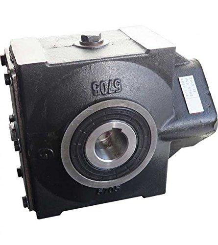 Kratzbodenantrieb, hydraulisches Getriebe 5705 Größe Abtrieb Ø 40mm