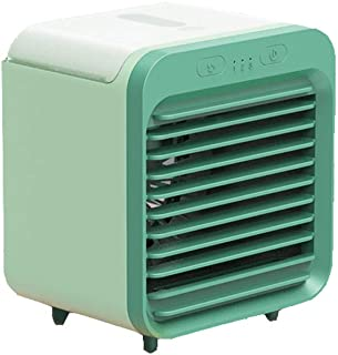 Air Sooler,Personal air Cooler Humidificador, Purificador,Sobremesa Ventilador de ultra Silencioso Circulador de aire Evap...