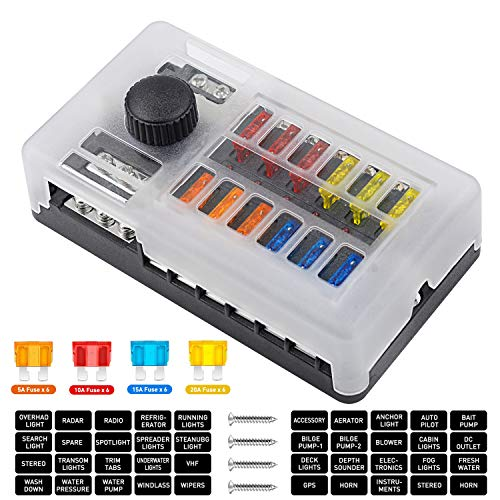 Buy Fuse Boxes Fuses & Accessories Online   Automotive   For Sale South  Africa   WantItAllWantItAll