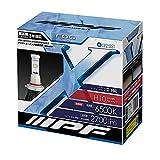 IPF フォグランプ LED H10 バルブ 6500K 1X1FLB