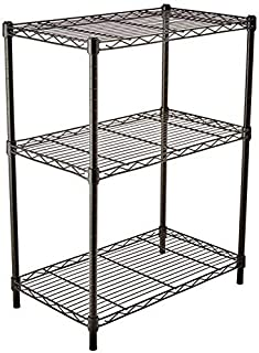 Stainless Steel Closet Shelving