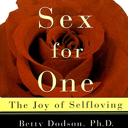Sex for One audiobook cover art
