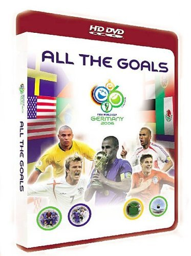 FIFA World Cup - All The Goals Of Germany 2006 [HD DVD] [Reino Unido]