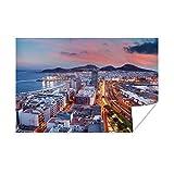 Poster Gran Canaria - Gran Canaria Stadt Las Palmas am