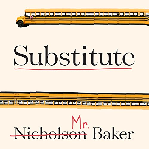 Substitute cover art
