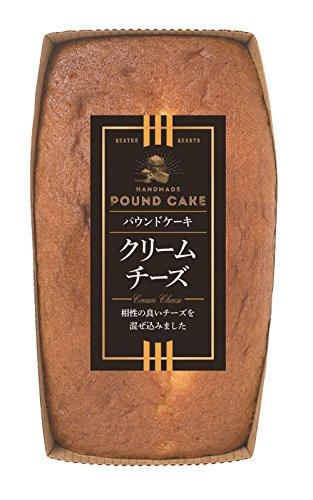 栗原園 パウンドケーキクリームチーズ 200g