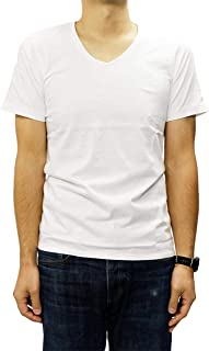 [デンハム] Tシャツ 半袖 Vネック Tee TUBULAR V TJ [メンズ]