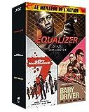Meilleur de l'action - Coffret : Equalizer + Les Sept Mercenaires + Baby Driver