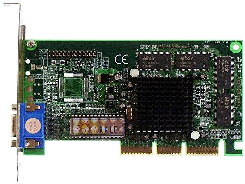 AGP-Grafikkarte nVidia Riva TNT2 M64...