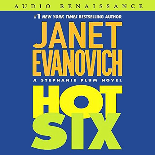 Hot Six audiobook cover art