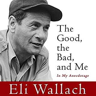 The Good, the Bad, and Me audiobook cover art