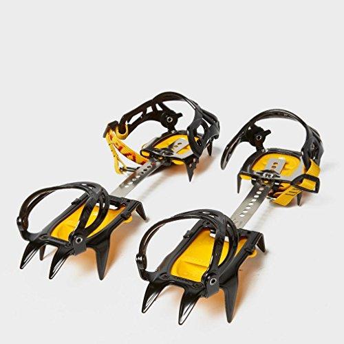 Grivel G10 New-Classic Gelb-Schwarz, Steigeisen, Größe One Size - Farbe Black - Yellow