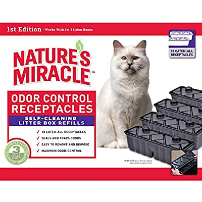 Cat Litter Nature's Miracle Odor Control... [tag]