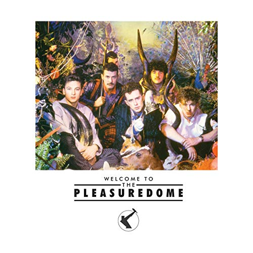 Frankie Goes to Hollywood: Welcome to the Pleasuredome (2lp) [Vinyl LP] (Vinyl (Compilation))