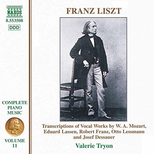 Franz - 12 Lieder, S489/E163: V. Auf dem Teich, Op. 2, No. 5