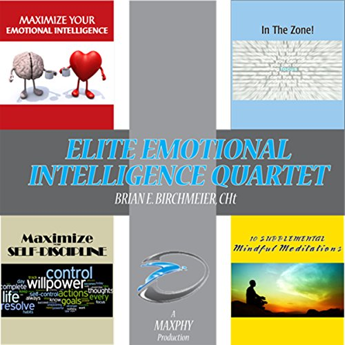 Elite Emotional Intelligence Quartet audiobook cover art