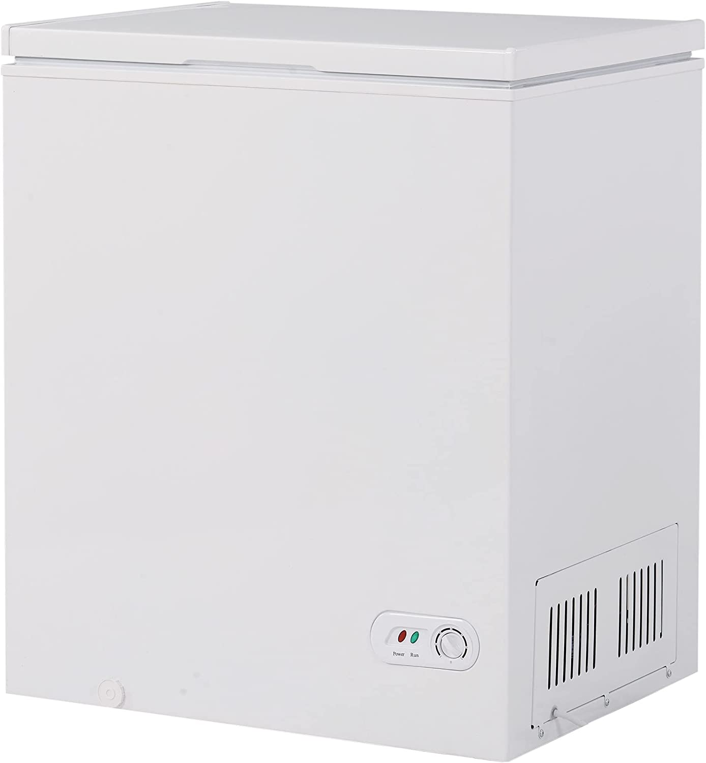Bidook 5 cu.ft Chest Freezer Removable Open Challenge the lowest price of Japan ☆ Basket Outstanding Top Storage