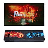 8000 in1パンドラボックス アーケードコントローラー筐体 クラシックゲーム基板 電子ゲームボックスアーケードゲーム機