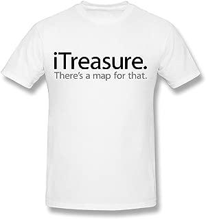JSFAd Men's ITreasure Theres T-Shirt