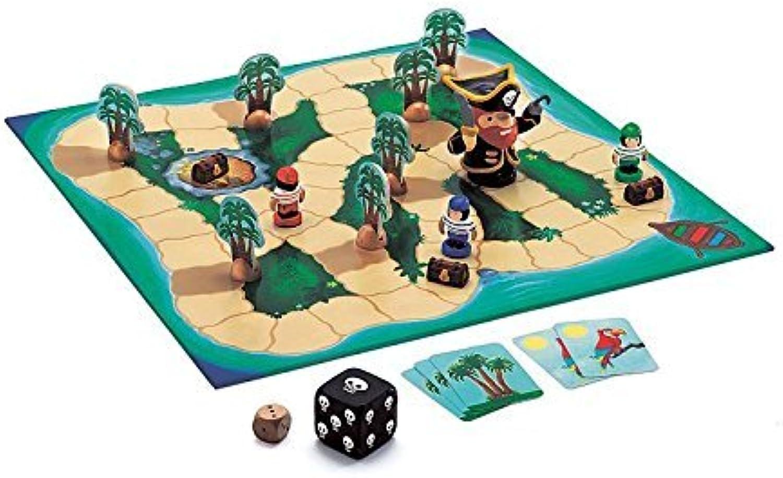 Djeco Board Game - Big Pirate by Djeco